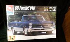 AMT '65 Pontiac GTO SEALED Car Model Kit #8201
