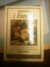 LIBRO I FUNGHI RARIS SALVETTI DEL DRAGO IL MANUALE DEL CERCAFUNGHI  1982