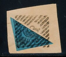 Brunswick, Mi#7a (7aH1), VF Used, Bisect, GPSY Attest, **RARE**, Germany