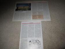 Conrad-Johnson DF1 CD Review, 3 pgs, 1989, Full Test