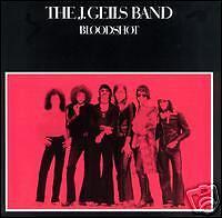 LP USA THE J.GEILS BAND BLOODSHOT