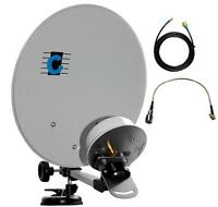 Mobile Broadband Antenna Huawei Aerial Booster 3G UMTS LTE Parabolic CRC9 TS9