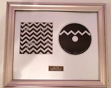 SIGNED/AUTOGRAPHED GLASVEGAS - LATER WHEN THE TV TURNS TO STATIC CD PRESENTATION