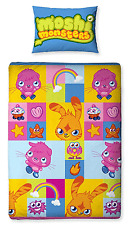 Moshi Monsters simple enfants Ensemble housse de couette édredon d'oreiller