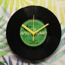"Elvis Costello ""Oliver's Army"" Retro Chic 7"" Vinyl Record Wall Clock"