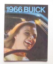 1966 Buick Brochure LeSabre Wildcat Original