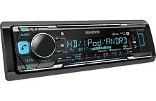 KENWOOD, 1-Din, Digital Media Receiver With Bluetooth, HD Radio, Iheart Radio,