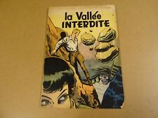 BD EO 1954 / L'EPERVIER BLEU - LA VALLEE INTERDITE