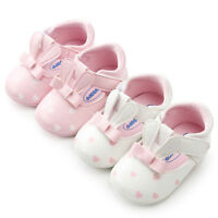 Toddler Baby Girls Rabbit Ears Fashion Rubber Toddler First Walkers Kid Shoes