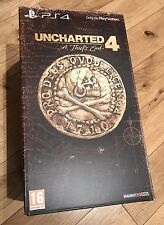 Uncharted 4 A Thief's End Libertalia Edition PS4 UK PAL SEALED Unwanted Present