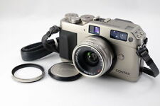 Excellent Contax G1 35mm Film Camera w/Biogon 28mm F2.8 [Non Green Rabel]