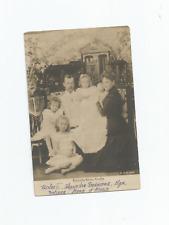 More details for postcards russian royalty antique vintage photo