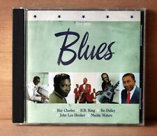 2008 Disky BLUES compact disc BB KING Muddy Waters FIVE STARS super clean CD ex