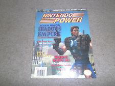 Nintendo Power Magazine Star Wars Volume 92 Jan 1997*Mario Kart*Dash Rendar