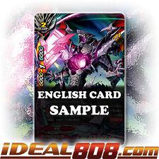 Buddyfight x 4 Black Crest Dragon, Day Leopard [X-BT02/0106EN SECRET] English Mi