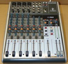Behringer XENYX 1204 USB Mixer with Cables