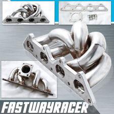 DSM 1G 2G 4G63 4G63T 14B TD05 TD05H 16G 18G 20G Stainless Steel Turbo Manifold