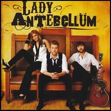 LADY ANTEBELLUM - SELF TITLED CD ~ LOVE DON'T LIVE HERE ~ COUNTRY / POP *NEW*