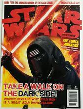Star Wars Insider April 2016 Take A Walk on the Dark Side FREE SHIPPING sb