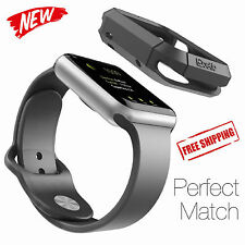 iWatch Protective Case Apple 38mm Cover Smartwatch Thin Hard Silicone Watch Rim