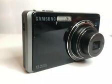 Samsung ST Series ST500 12.2MP Black Digital Camera  Fully Working (please read)