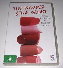 The Powder & The Glory (DVD, 2008) Helena Rubinstein Vs. Elizabeth Arden