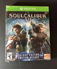 Soul Calibur VI DELUXE Edition [ STEELBOOK Package ] (XBOX ONE) NEW