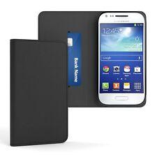 Tasche für Samsung Galaxy S3 Mini Cover Handy Schutz Hülle Case Etui Schwarz