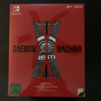 Daemon X Machina Orbital Limited Edition (Switch) EU Import - Slip Cover Damaged