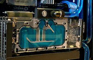 EKWB Water Cooled MSI GeForce RTX 2080 Ti VENTUS 11G Graphics Card (GPU)