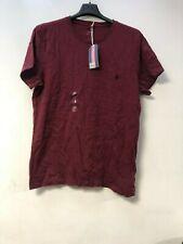 Jack Wills Sandleford T-Shirt Red Large TD002 MM 02