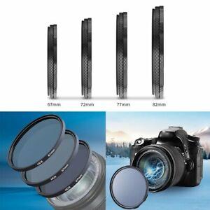 UURig R-67L 67/72/77/87MM Magnetic Lens Filter Adapter Ring for DSLR ND Filter