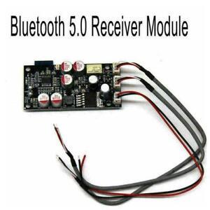 12V 24V Bluetooth 5.0 Receiver HiFi Audio DAC Decoder Board AUX Amplifier A0D1