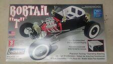 "Lindberg Bobtail ""T"" Ford Custom Car Model Kit 1:8 Scale"