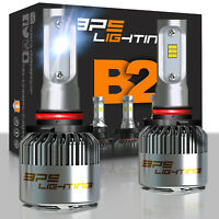 BPS Lighting B2 Series 9005/HB3 LED Headlight Bulbs Conversion Kit 12000LM 100W