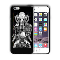 Star Wars General Grievous Iphone 5 SE 6 7 8 X XS Max XR 11 12 Pro Plus Case n7