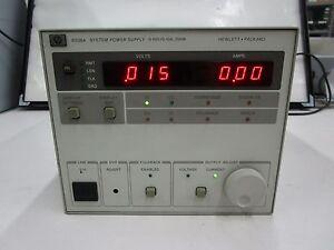 HP 6038A Power Supply