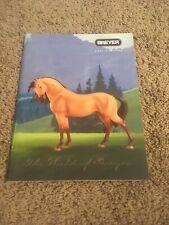 2002 The World Of Bryer Horses Full Color Catalog Spirit Stallion Of Cimmeron
