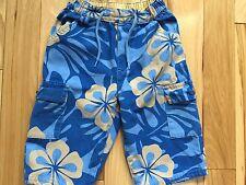 BABY GAP Tropical Cargo Shorts Size 3Y Boy