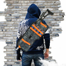 Tactical Target Back Holster Pouch Bag For Nerf Elite Accessories Kids Toy Gun