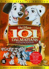 101 Dalmatiers - 101 Dalmatians - 2 DVD Platinum edition + carton sleeve