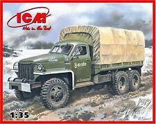 ICM 1/35  Studebaker US6 U4 # 35514