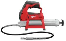 Milwaukee 2446-20 M12 12V Cordless Lithium-Ion Grease Gun Tool Only