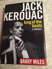 Jack Kerouac : King of the Beats: A Portrait by Barry Miles (1998, Hardcover)