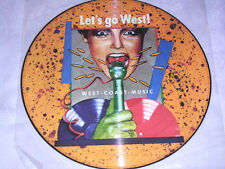 LP Picture - Let´s go West - West Coast Music The Best of West # cleaned