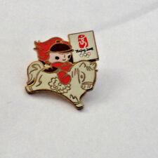 Beijing China 2008 Lapel Pin Pin back Olympic Equestrian Company
