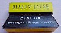 Polierpaste DIALUX gelb für Kupfer,Messing,Aluminium,etc...