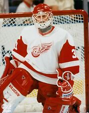 Chris Osgood Detroit Red Wings Licensed Unsigned Glossy 8x10 Photo NHL