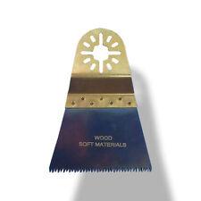 Chrome Vanadium Fast Cut Oscillating Saw Blade