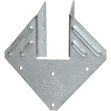 10 Pk Simpson Strong-Tie Galv 18 Ga Steel Rafter To Top Plate Hurricane Tie H1